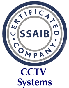 SSAIB Certified for CCTV Systems