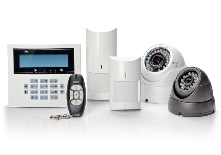 Home Security Systems from Pegasus Fire and Security